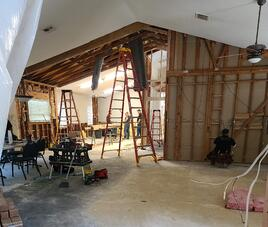 1661 Forest Avenue Clubhouse Remodel