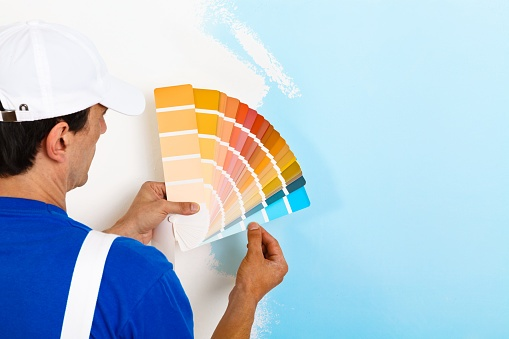 home paint samples