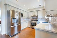 newly remodeled luxury kitchen