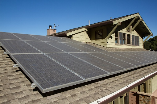 solar panel home improvements