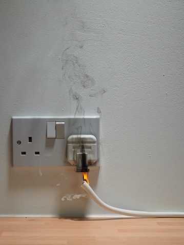burning_electrical_outlet