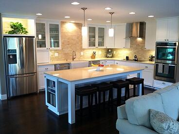 Kitchen Remodel by Experts