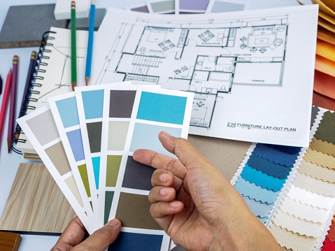 Home remodeling project manager