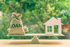 home loan graphic
