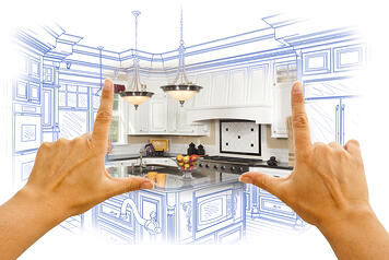 home remodeling concept
