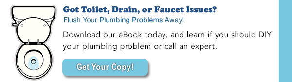 Flush Your Plumbing Problems Away Get your free eBook
