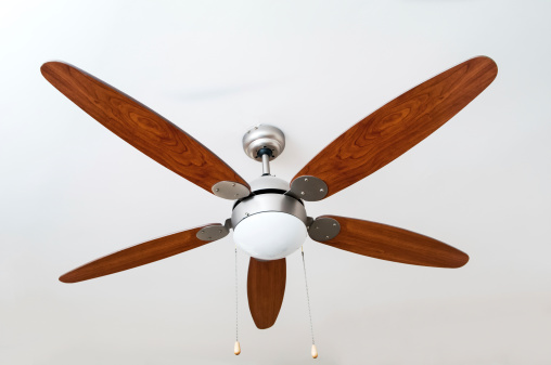 Can A Ceiling Fan Help Limit The Use Of Your Air
