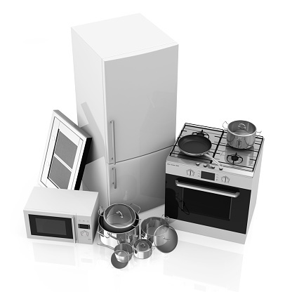 Tips To Save On Your Electric Bill Using Major Kitchen Appliances